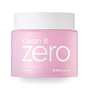 BANILA CO NEW Clean It Zero Original Cleansing Balm 3-in-1 Makeup Remover