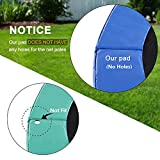 Exacme Trampoline Replacement Safety Pad Round