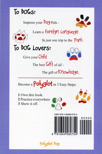 Teach Your Dog a Foreign Language. ( Complete Dog's Guide to Russian, German, Japanese, Spanish and Italian).