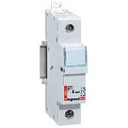 51wrZN27U7L._SY524_ legrand 005808 fuse box 1 pin 10 x 38 mm amazon co uk diy & tools legrand fuse box at fashall.co
