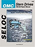 OMC Stern Drive, 1964-1986 (Seloc Marine Tune-Up and Repair Manuals)