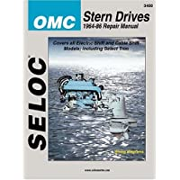 Omc Stern Drive 1964-1986: Tune-Up and Repair Manual (Seloc Marine Tune-Up and Repair Manuals)