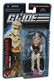 G.I. Joe Pursuit of Cobra 3 3/4 Inch Action Figure Desert Battle Storm Shadow