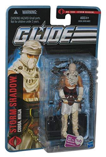 G.I. Joe Pursuit of Cobra 3 3/4 Inch Action Figure Desert Battle Storm Shadow]()