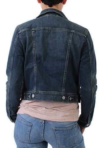 Chaqueta Trucker Authentic Baqnxrbt Para Levi's Mujer Azul Wayward COwFqqZ