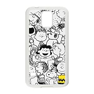 Cosy snoopy family Cell Phone Case for Samsung Galaxy S5