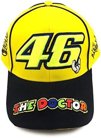 Nueva gorra moto GP 2017 Valentino Rossi The Doctor VR46 moto GP ...