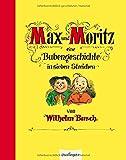 Max und Moritz - Mini-Ausgabe