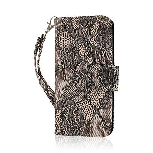 Apple iPhone Flex Wallet Black product image