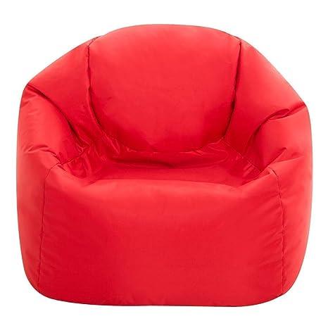 acheter en ligne 09a36 3979d Bean Bag Bazaar® Chaise Pouf Moyen-Grande Taille pour Enfants pour Un Usage  intérieur et extérieur de Chaises Pouf pour Enfants - Un Siège Fauteuil ...