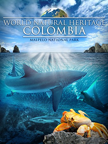 (World Natural Heritage Colombia - Malpelo National)