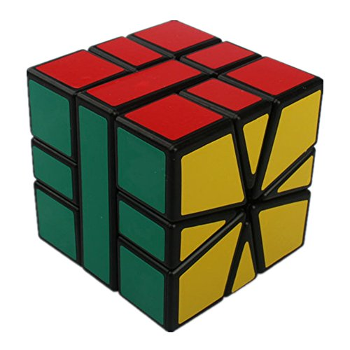 QTMY Plastic Irregular Speed Magic Cube Puzzle