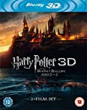Harry Potter and the Deathly Hallows Parts 1 and 2 (Blu-ray 3D)