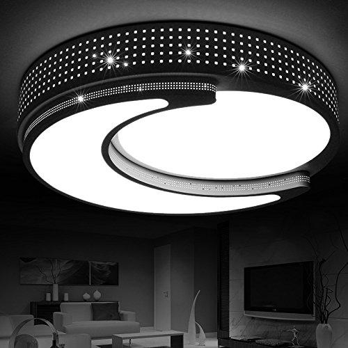 BLYC- Kreative Schlafzimmer Lampe warm minimalistische LED ...