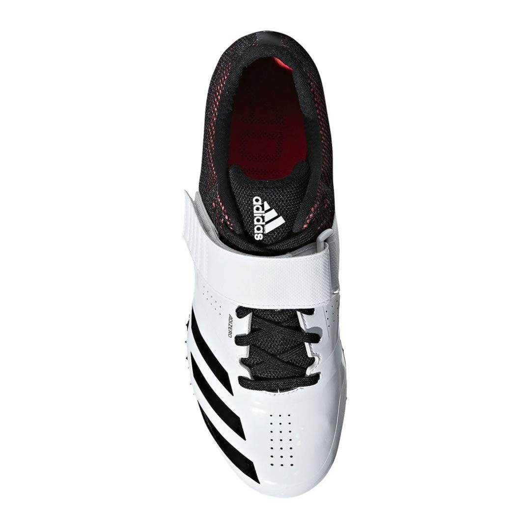 check out 5d9f5 b9f6b Amazon.com   adidas Adizero HJ Cleat Unisex Track Field White   Track    Field   Cross Country
