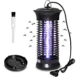 Gogogu Electric Indoor Bug Zapper, Mosquito Killer Lamp Insect Bug Fly Catcher Gnats Pest Control Traps UV Bug Light