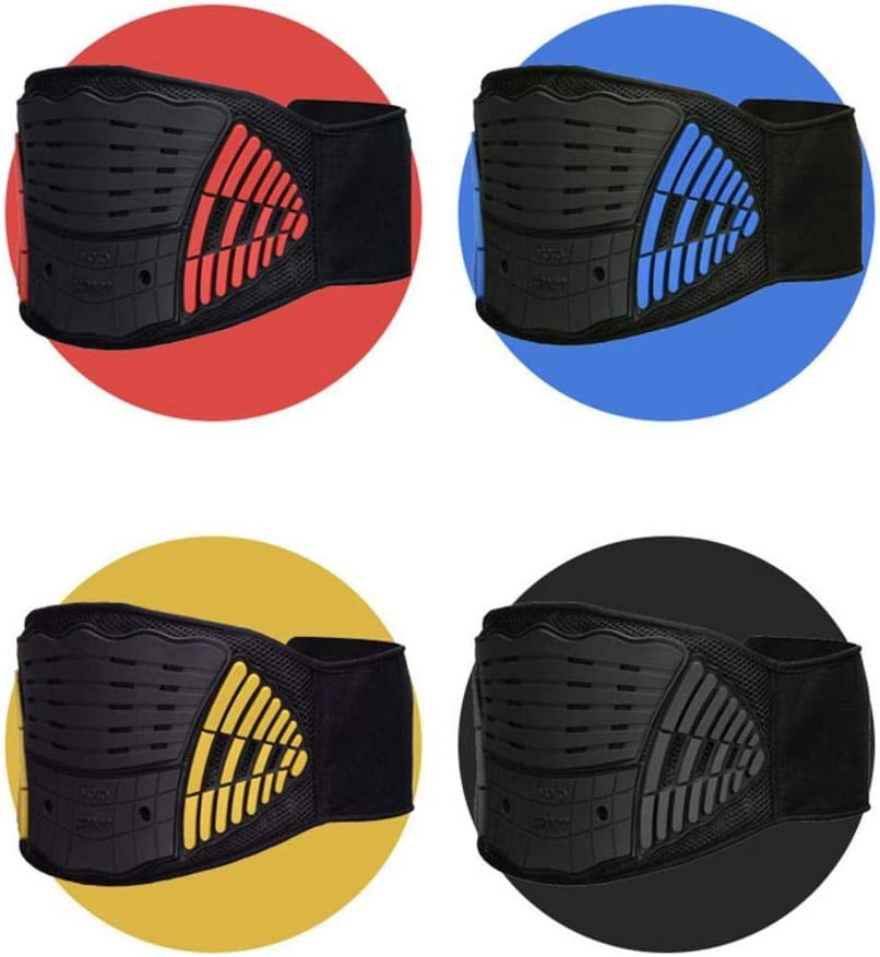 Bulary Motorcycle Belt Riding Protective Off-Road Bicycle Kidney Protection Belt Anti-Fall Belt Locomotive Anti-Fall Belt Kidney Belts