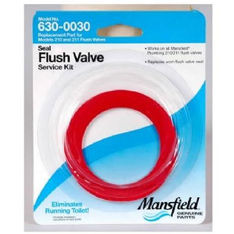 Mansfield Plumbing 0030 Flush Valve Service Pack Fits 210 211