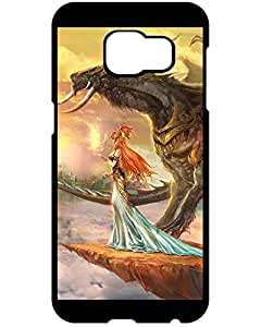 5258327ZA167803485S6 High-end Case Cover Battle Of The Immortals Samsung Galaxy S6/S6 Edge phone Case