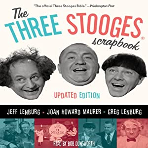 The Three Stooges Scrapbook Audiobook