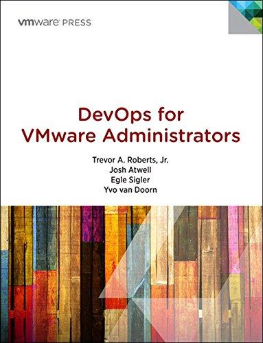 Download DevOps for VMware Administrators (VMware Press Technology) Pdf