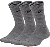 Nike Unisex Dry Cushion Crew Training Sock