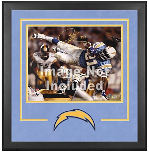 San Diego Chargers Deluxe 16x20 Horizontal Photograph Frame by Mounted Memories
