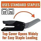 Max USA Easy Grip Heavy Duty Desk Stapler