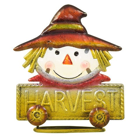 Autumn Harvest Icon Table Decorations, Set of 3 by Greenbrier (Image #2)