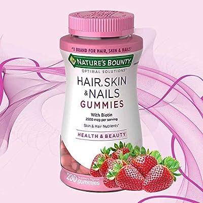 Amazon Com Nature S Bounty Optimal Solutions Kkl Hair Skin