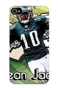 Cute High Quality Iphone 4/4s Philadelphia Eagles Nfl Football Case Provided By Summerlemond
