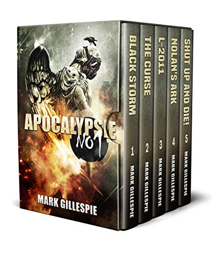 Apocalypse No.1: (A First in Series Post-Apocalyptic and Dystopian Box Set) by [Gillespie, Mark]