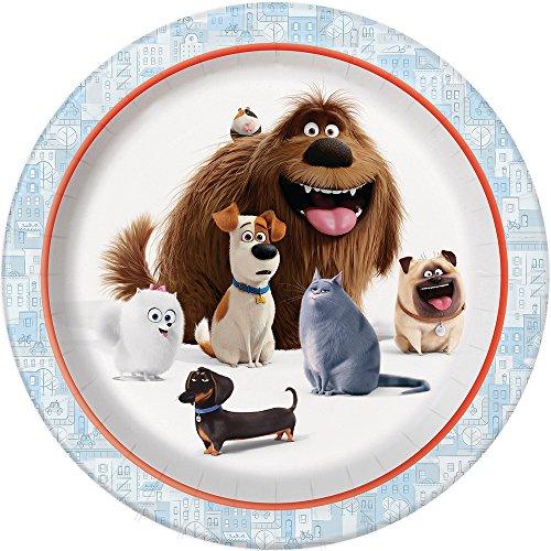Secret Life Pets Dinner Plates