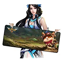 Fine commodities 11.8in × 31.5in oversized mouse pad -League of Legends-Teemo