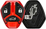 2008 mitsubishi eclipse key cover - KeylessOption Keyless Entry Remote Car Key Fob Case Shell Button Pad Outer Cover Repair For OUCG8D-620M-A