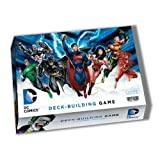Cryptozoic C 01532 DC Comics Deck Building Game