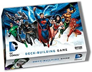 Cryptozoic Entertainment DC Deck-Building Game