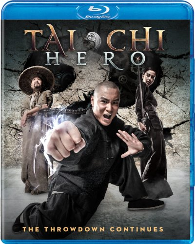 Blu-ray : Tai Chi Hero (Subtitled, 2PC)