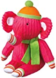 Monkeez ''Stella Mini Pink Elephant Plush