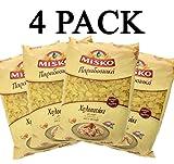 Hilopites Pasta with Egg Noodles (4 pack) total 2000g 4x500g Misko
