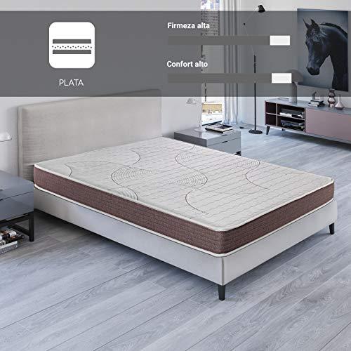 ROYAL SLEEP Colchón viscoelástico 90x200 de máxima Calidad, Confort, adaptabilidad y firmeza Alta, Altura 19cm - Colchones Dormant: Amazon.es: Juguetes y ...
