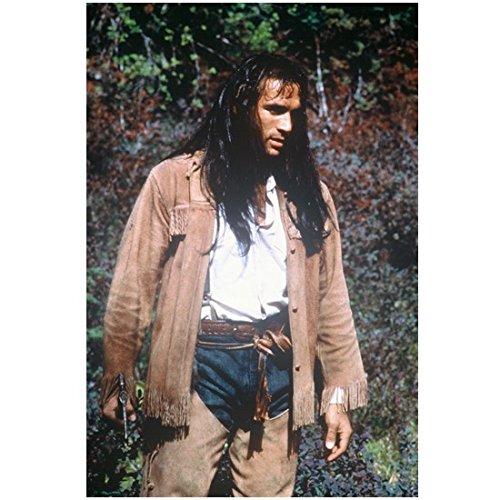 Highlander: The Series 8 x 10 Photo Duncan MacLeod/Adrian Paul Tan Chaps Fringed Jacket Closer kn - Tan Chaps