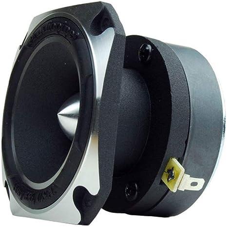 DTI Car Audio DTIDT600 1-Inch Titanium Bullet Tweeter