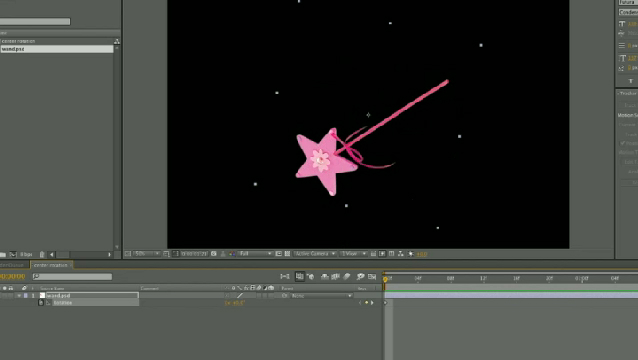 Center Rotation in After Effects