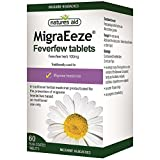 Natures Aid 100 mg MigraEeze Feverf