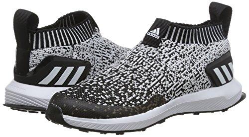 negbás Mixte negbás Knit 000 Trail Noir Adidas De Chaussures ftwbla Laceless J Rapidarun Adulte wxpCTqAB