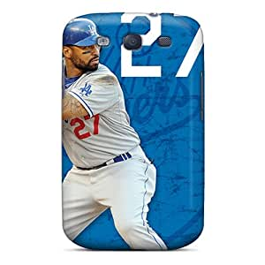 New SHcases Super Strong Player Action Shots Tpu Case Cover For Galaxy S3