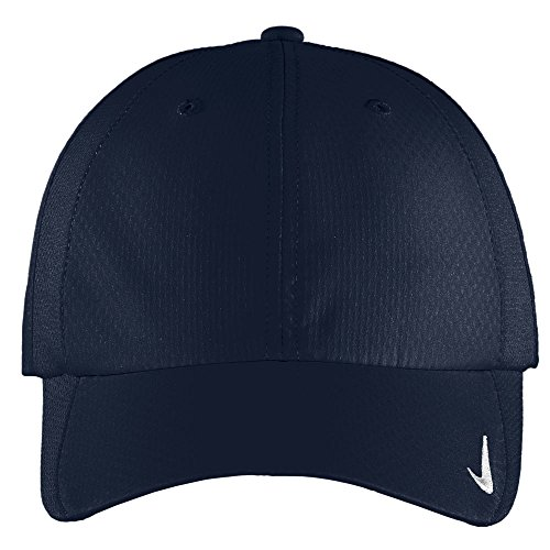 Nike Authentic Sphere Quick Dry Low Profile Swoosh Embroidered Adjustable Cap - Navy ()