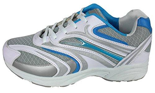 Formateur Des Chaussures Et Formateurs Amortissant Course De Gymnase Jogging Fitness De Dames Crème Femmes Biscuits De wPgaAw