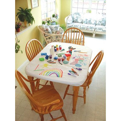 Rectangular Table Topper by Ginsey